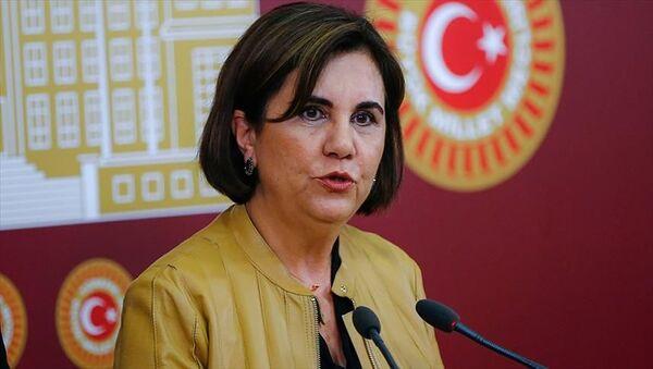 Gaye Usluer - Sputnik Türkiye