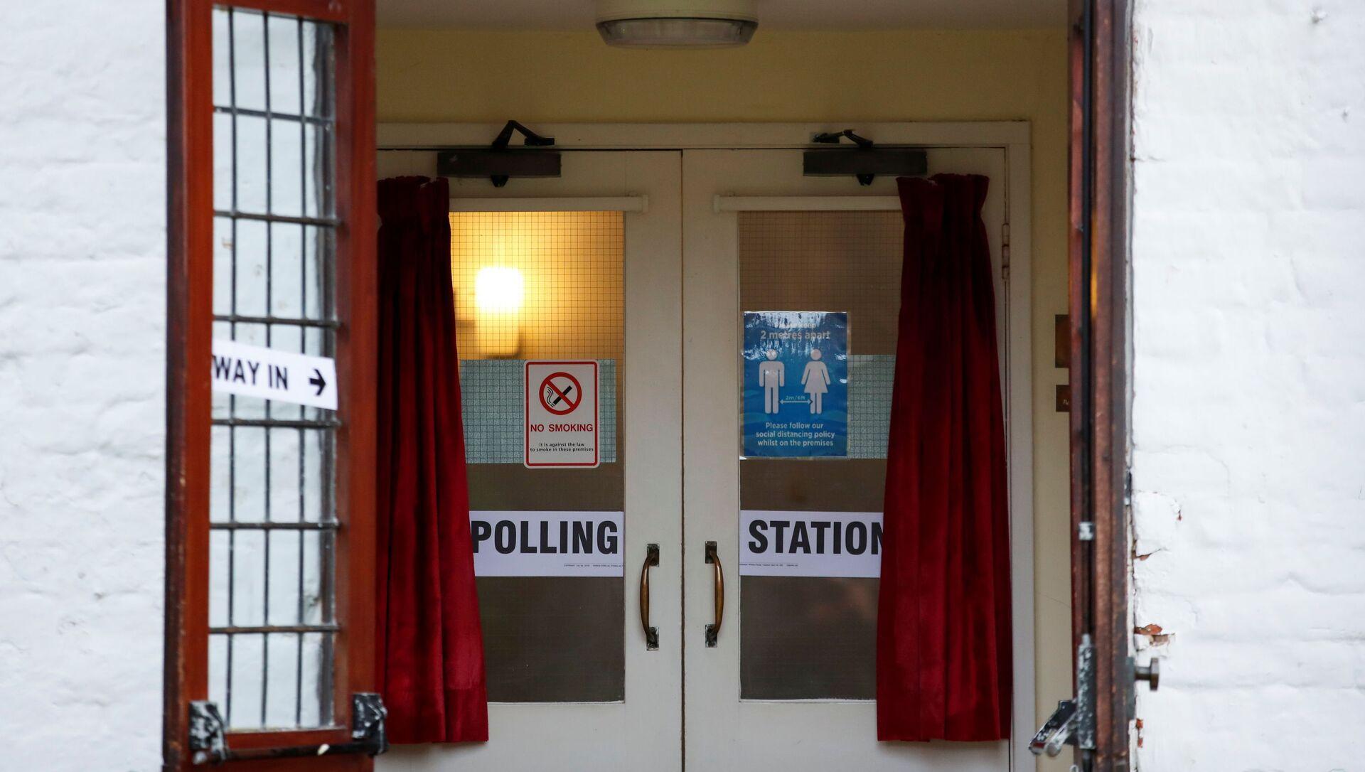 İngiltere - yerel seçimler - Sputnik Türkiye, 1920, 06.05.2021