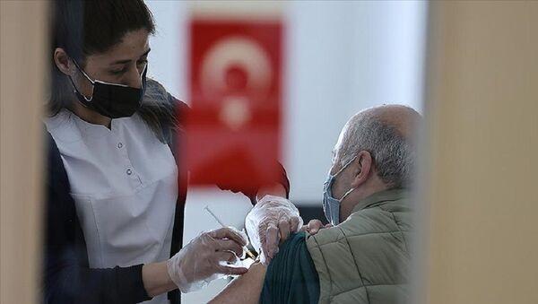 Koronavirüs aşısı - Sputnik Türkiye