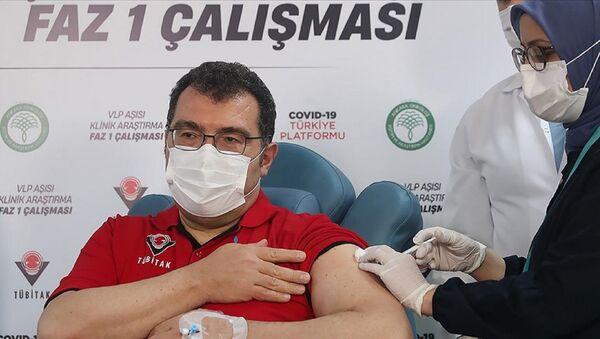 TÜBİTAK Başkanı Prof. Dr. Hasan Mandal - Sputnik Türkiye