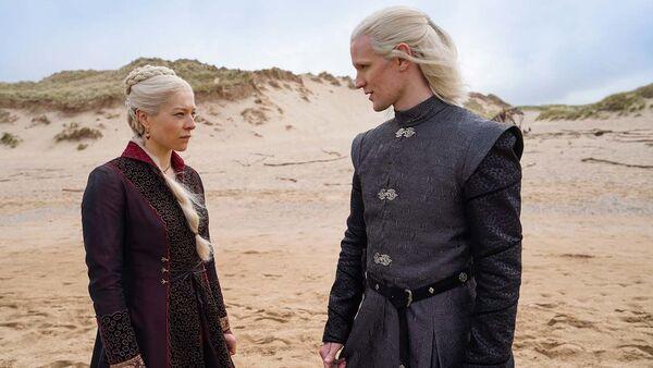 Game of Thrones'un dizisi House of the Dragon'dan yeni fotoğraflar  - Sputnik Türkiye