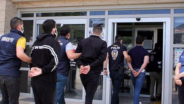 Vebitcoin şirketi çalışanı 5 şüpheli adliyeye sevk edildi - Sputnik Türkiye