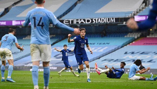 Manchester City - Chelsea - Sputnik Türkiye