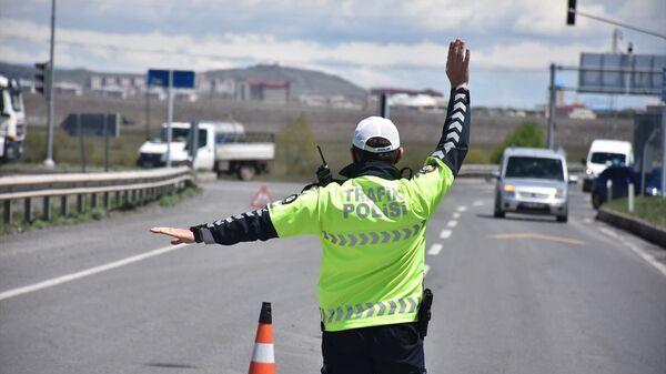 Trafik polisi / denetim - Sputnik Türkiye