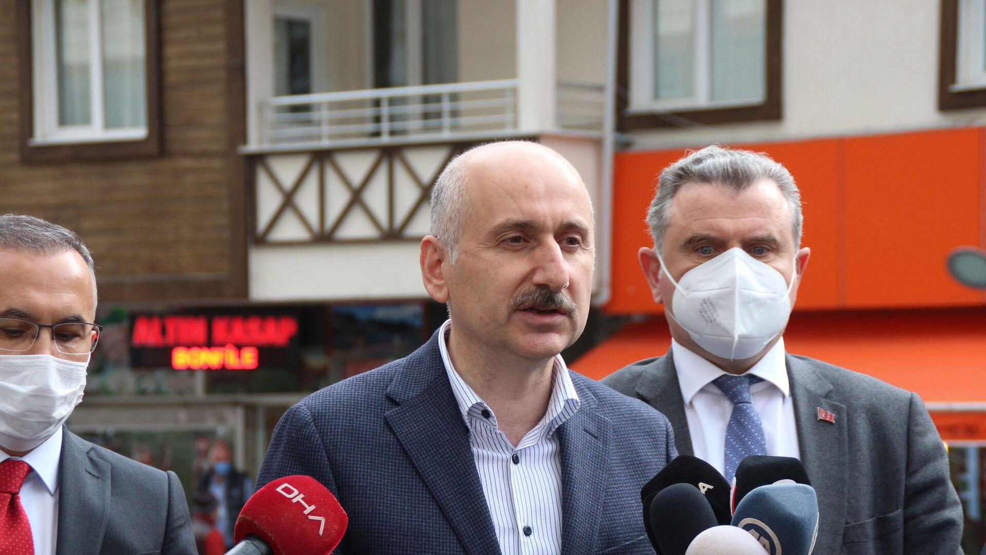 Adil Karaismailoğlu - Sputnik Türkiye, 1920, 10.05.2021