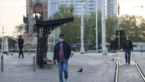 İstanbul - koronavirüs - Sputnik Türkiye