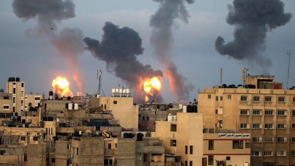 İsrail-Filistin krizi  - Sputnik Türkiye