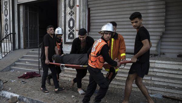 Rusya: Son derece endişeliyiz, Filistin ve İsrail, BMGK kararlarına dayanan bir çözüm bulmalı - Sputnik Türkiye