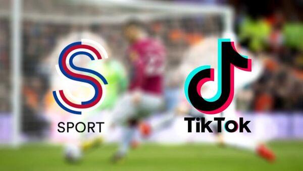 S Sport, maçların TikTok'ta izlenebileceğini açıkladı - Sputnik Türkiye