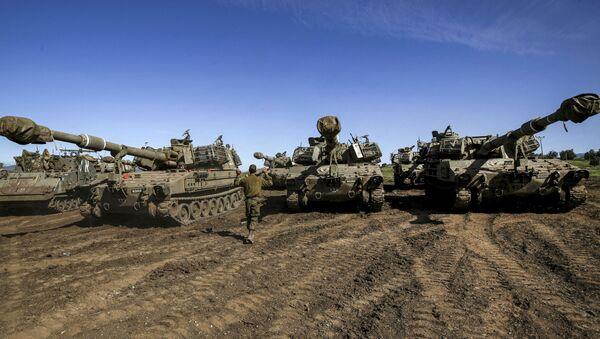 İsrail Ordusu - Sputnik Türkiye