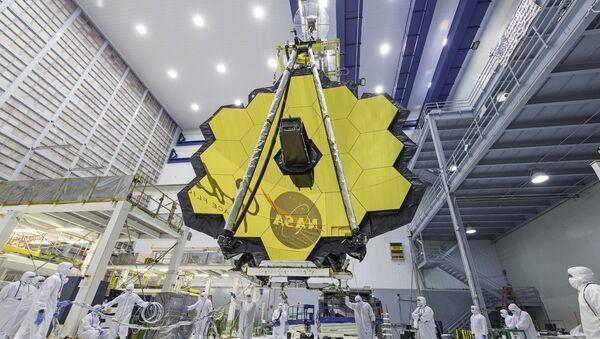 10 milyar dolarlık teleskop, evrendeki ilk yıldızları inceleyecek - Sputnik Türkiye