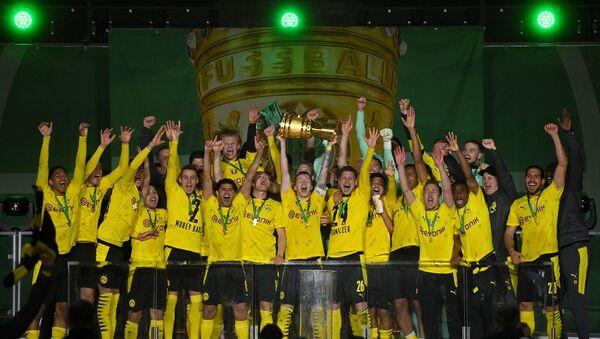 Borussia Dortmund - Leipzig - Almanya Kupası - Sputnik Türkiye