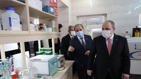 Sanayi ve Teknoloji Bakanı Varank - Sputnik Türkiye