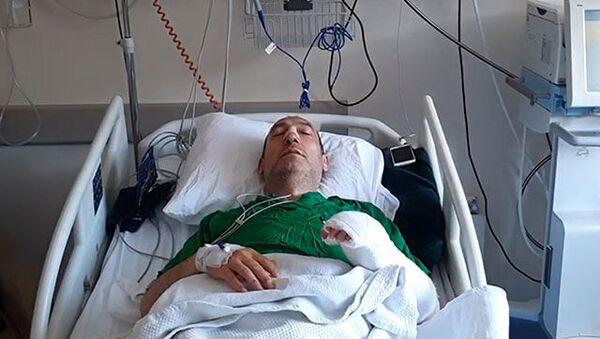 'Gürültü' tartışması yaşadığı komşuları tarafından darp edilen profesör, hastanelik oldu - Sputnik Türkiye