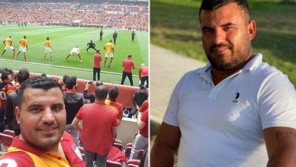 Muharrem Günay-Aydın-Galatasaray taraftarı - Sputnik Türkiye