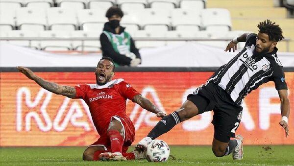 Antalyaspor - Beşiktaş  - Sputnik Türkiye