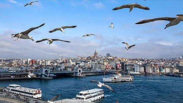 İstanbul / açık hava / sıcak hava / manzara - Sputnik Türkiye