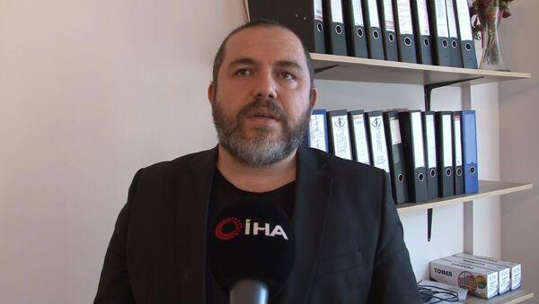 Thodex mağdurlarının avukatı Sinan Keskin - Sputnik Türkiye