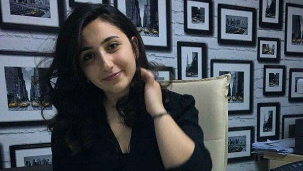 Thodex şirketinin finans departmanında çalışanı firari şüpheli Rana Azap  - Sputnik Türkiye