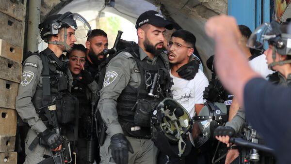 Doğu Kudüs - Şam Kapısı - İsrail - Filistin - Sputnik Türkiye
