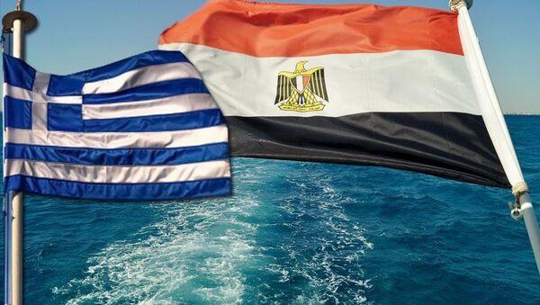 Güney Kıbrıs, Yunanistan ve Mısır savunma bakanları çarşamba günü Lefkoşa'da görüşecek - Sputnik Türkiye