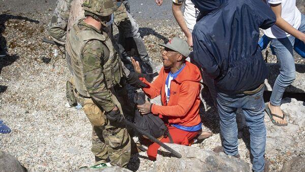 İspanya Faslı göçmenler - Sputnik Türkiye