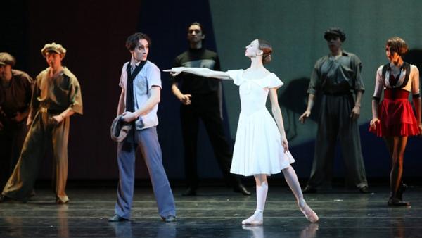 Mariinski Tiyatrosu - David Zalayev - Sputnik Türkiye