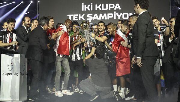 Beşiktaş - kupa - Sputnik Türkiye