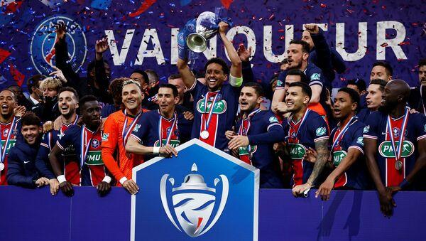 Fransa Kupası - PSG - Monaco - Sputnik Türkiye