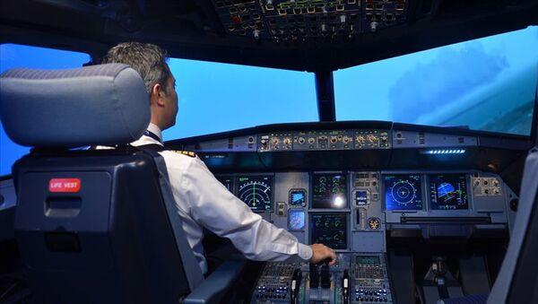 pilotlar - Sputnik Türkiye