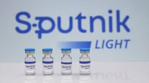 Sputnik Light aşısı - Sputnik Türkiye