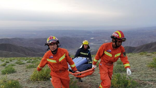 Çin'de maraton faciası: 21 sporcu ani hava değişimi nedeniyle hayatını kaybetti - Sputnik Türkiye