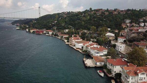 İstanbul - boğaz - yalı - Sputnik Türkiye