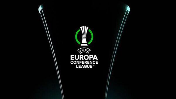 UEFA Avrupa Konferans Ligi'nin kupası tanıtıldı - Sputnik Türkiye