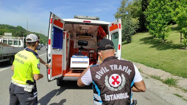 Ambulans / ceza - Sputnik Türkiye