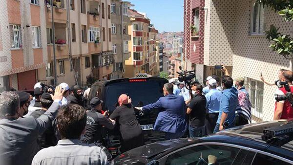 İBB Başkanı İmamoğlu'na protesto - Sputnik Türkiye