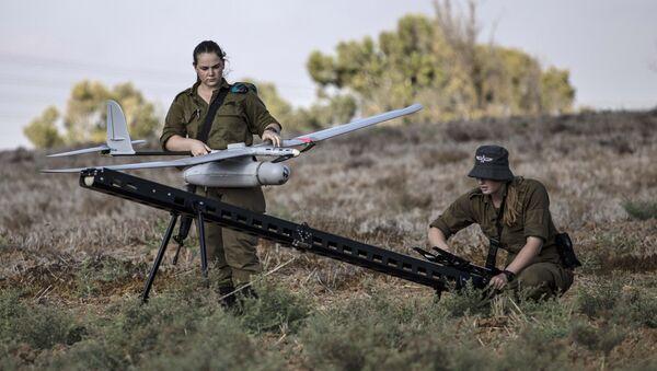 İsrail'in Demir Kubbe ile yanlışlıkla kendi İHA'sını düşürdüğü ortaya çıktı        - Sputnik Türkiye