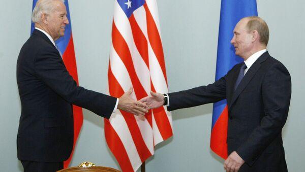 Putin - Biden - Sputnik Türkiye