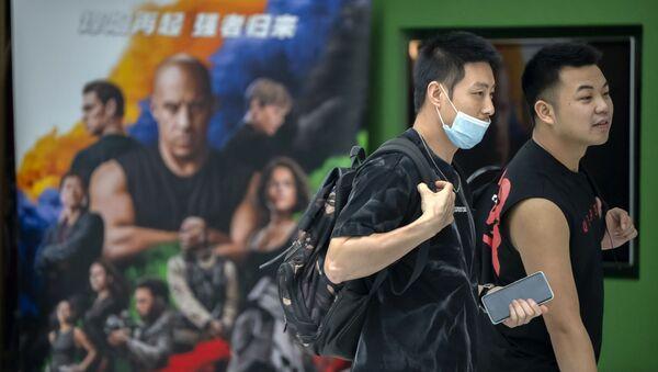 ABD'li aktör John Cena, Tayvan'a 'ülke' dediği için Çinli hayranlarından özür diledi - Sputnik Türkiye