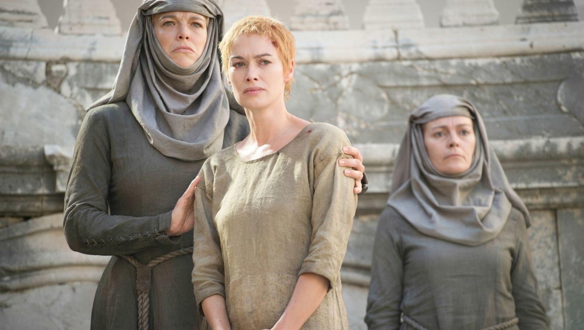 Game of Thrones oyuncusu Waddingham: İşkence sahnesini çekerken 10 saat bağlı kaldım - Sputnik Türkiye, 1920, 26.05.2021