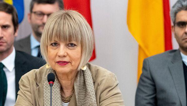 AGİT Genel Sekreteri Helga Schmid - Sputnik Türkiye