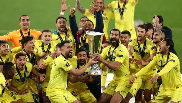 Manchester United - Villarreal - UEFA Avrupa Ligi - Sputnik Türkiye