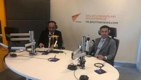Ahmet Aras / Sputnik - Sputnik Türkiye