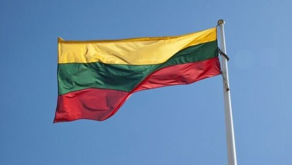 Litvanya bayrağı - Sputnik Türkiye