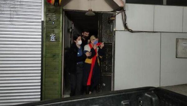 Sakarya'da büfeye kısıtlamada polis baskını - Sputnik Türkiye
