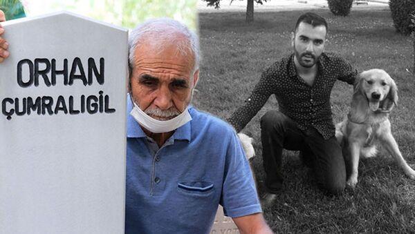 Orhan Çumralıgil'in eski milli boksör babası Turhan Çumralıgil - Sputnik Türkiye