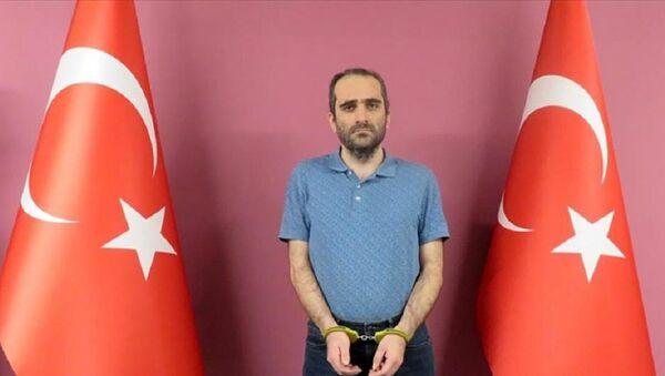 Selahaddin Gülen - Sputnik Türkiye