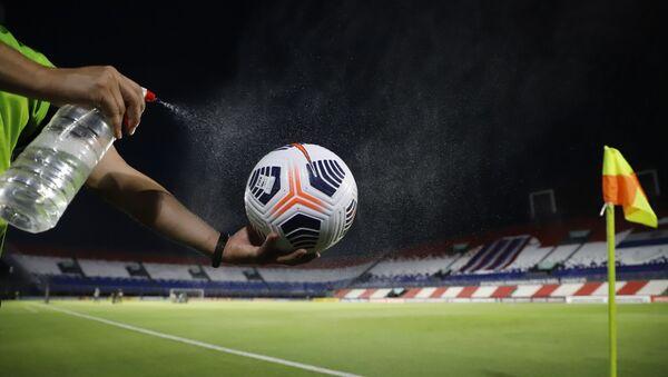 Copa America maçları, Kolombiya'nın ardından Arjantin'de de iptal edildi - Sputnik Türkiye