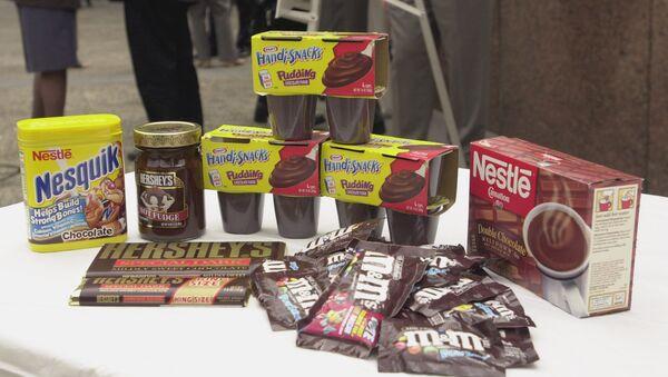 Nestle'nin şirket içi yazışmaları sızdı: 'Ürünlerimizin yüzde 60'ı sağlıksız' - Sputnik Türkiye