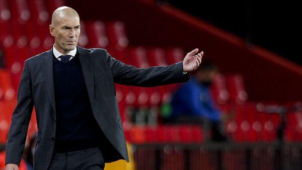 Zinedine Zidane - Sputnik Türkiye